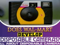 Does Wal-Mart Develop Disposable Cameras