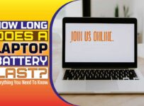 How Long Does A Laptop Battery Last