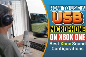 How To Use A USB Microphone On Xbox One