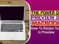 The Power Of Preview In MacBook