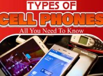 Types of Cell Phones