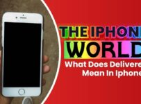 What Does Delivered Mean In iphone