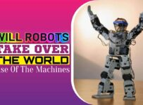 Will Robots Take over the world