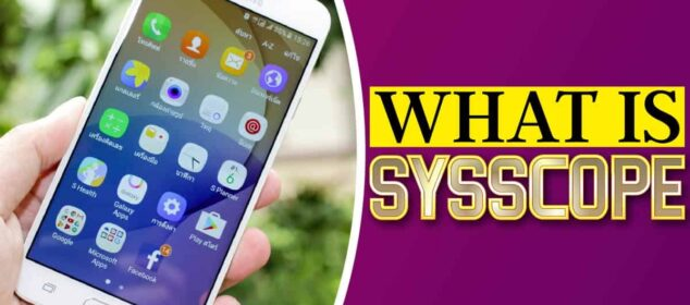 what is sysscope